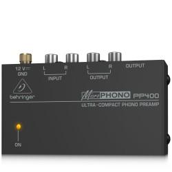Mini- Pre Amplificatore di segnale PP400  behringer