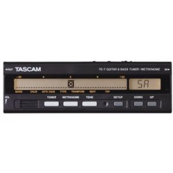 Tascam TG-7 Accordatore...